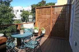 apartment patio privacy ideas.  Privacy Small Patio Privacy Ideas For Balcony Design With Apartment