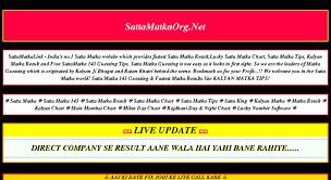 Access Balrajsattaking Wapka Me Satta King Satta Matka