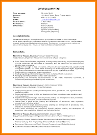 Professional It Resume Samples Chronological_resume_sample1