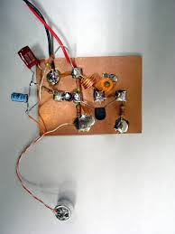 how to build the simplest transmitter the
