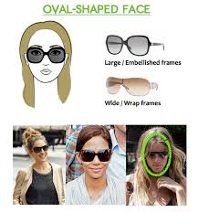 How to Choose Sunglasses for Oval Shaped Faces