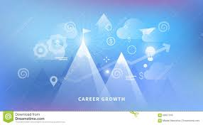 web banner of career growth stock vector image 69057311 web banner of career growth royalty stock image