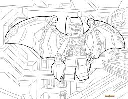 Small Picture LEGO Batman 3 Beyond Gotham Coloring Pages The Brick Fan