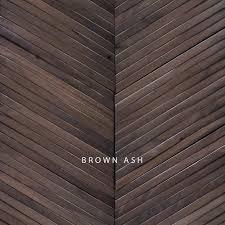 ... Ark Chevron - Brown Ash ...