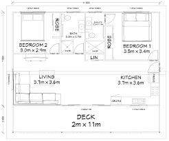 the seascape 77 brisbane granny flat comes with pre fabricated ready to stand wall panels roof trusses for easy installation by your preferred builder