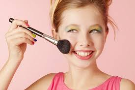 beauty obsessed a new study has found that over half of 12 14 year