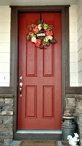 front door portico kitsFront Door Colors Brown House Orange Portico Kits Glass Ideas