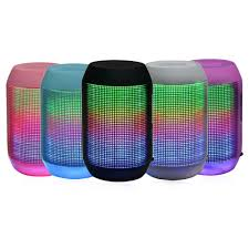 speakers with lights. best my500bt mini bluetooth wireless speaker portable stereo speakers 3d sound subwoofer with colorful led lights support tf card u disk mirage