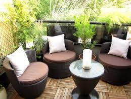 balcony design furniture. Small Balcony Garden Ideas With Wicker Furniture Sets Design