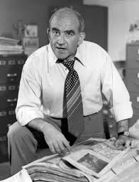 ed asner. Contemporary Asner Ed Asner As Lou Grant 1977 Photo By CBS Television Public Domain Via  Wikimedia Commons For E
