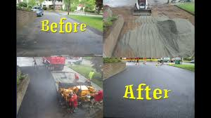 Asphalt Driveway Removed And Replaced Start To Finish