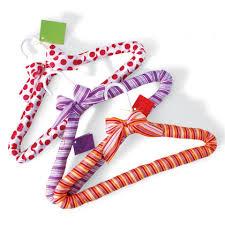 padded hangers