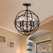 chandelier outstanding lighting chandeliers chandelier globe black iron chandelier with 5 light