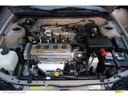 1997 Toyota Corolla CE Engine Photos | GTCarLot.com