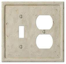 hampton bay switch plates faux stone resin 1 toggle duplex wall plate traditional and covers hampton bay switch plates