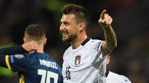 Lazio Defender Francesco Acerbi Has Been Awarded Athlete of the Year by the  ASI
