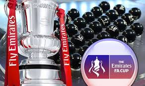 Almost 1st to 4th qualifying round is for the smaller clubs and smaller leagues in england. Fa Cup Draw Recap Fourth And Fifth Round Ties As Man Utd Host Liverpool At Old Trafford Football Sport Express Co Uk