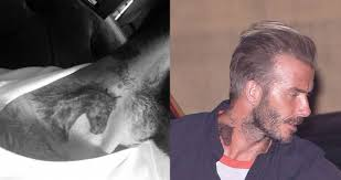 Nové Tetování David Beckham