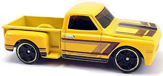 Custom '69 Chevy Pickup – 75mm – 2002 | Hot Wheels Newsletter