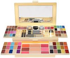 just gold makeup kit set of 85 piece jg960