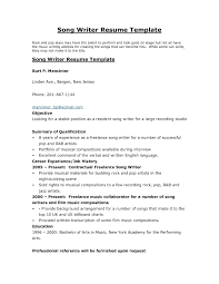 Free Resume Writing Templates Free Resume Writing Template