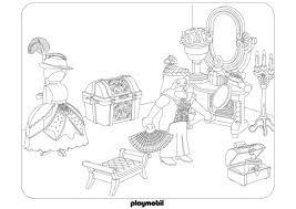 Nouveau Playmobil Coloriage Fille Princesse
