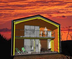 Grand Designs Steel Frame House Barnhaus Rear Barns Grand Designs Houses House Design