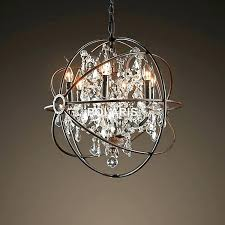 mid century orb chandelier modern orb chandelier modern vintage orb crystal chandelier lighting rustic candle chandeliers