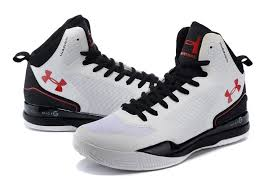 under armour basketball shoes stephen curry white. order online under armour men\u0027s ua stephen curry three mid basketball shoes white/black/red cheap white
