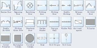 floor plan symbols. Floor Plan Symbol Fire Extinguisher Wall Structure 2 Newfangled Picture Symbols 4