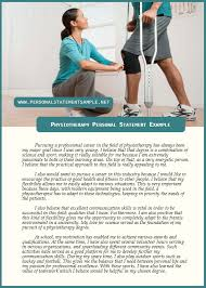 Physiotherapy Works for your community   The Chartered Society of     Overview of PTCAS Personal Statement
