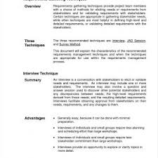 High Level Business Requirements Document Template Archives ...