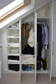 Loft Bedroom Storage Renovations Ideas Loft Conversion Wardrobe Rako Installer