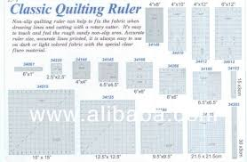 Classic Quilting Rulers - Buy Sewing/quilting/patchwork Product on ... & Classic Quilting Rulers - Buy Sewing/quilting/patchwork Product on  Alibaba.com Adamdwight.com