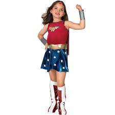 Amazing Wonder Woman Child Costume   Walmart.com