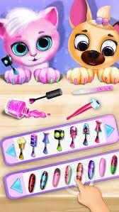 kiki fifi pet beauty salon haircut makeup 4