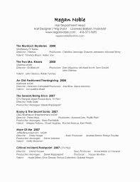 45 Elegant Resume Template Word 2007 Get Free Resume Templates