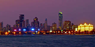 these uncanny similarities between karachi and mumbai will  mumbai skyline at night