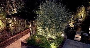 garden lighting design is ever evolving