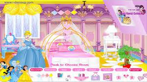 Princess Bedroom Decoration Games Disney Princess Room Decoration Game Walkthrough Full Episode
