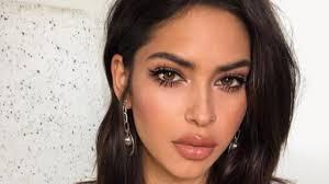 30 summer makeup ideas for brunettes with dark skin