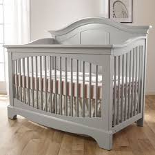 rustic crib furniture. Pali Enna Convertible Crib In Stone Rustic Furniture V
