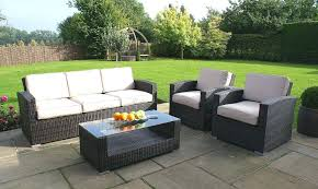 White Wicker Patio Furniture Large Size Of Sets Rattan Living Room