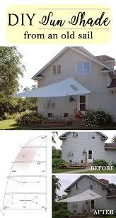 22 easy diy sun shade ideas for your backyard or patio design ideas of porch shade