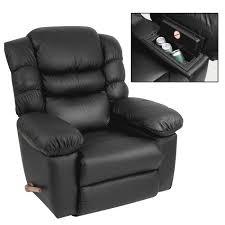 la z boy cool chair black