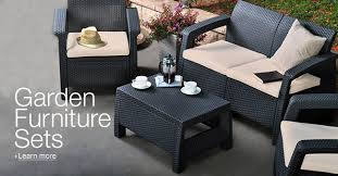 Buy HOME Sicily 6 Seater Patio Furniture Set At Argoscouk  Your Argos Outdoor Furniture Sets