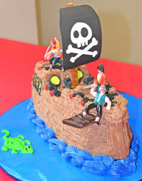 Affordable Cakes By Tiffany Pirate Birthday Cake