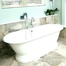 claw foot bath tubs acrylic vs cast iron bathtub bathtubs claw foot bath tub clawfoot bathtub