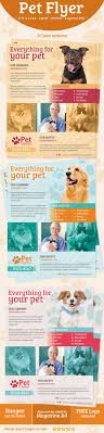 pet services flyer print ad by ingridk graphicriver pet services flyer print ad commerce flyers
