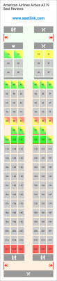 Avianca Airbus A319 Seating Chart American Airlines Airbus A319 Seating Chart Updated